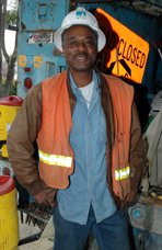 Gilbert Kidd, Working Foreman B, Pacific Gas & Electric