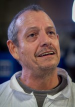 Bob Sharp, Head Finisher, Borden Lighting