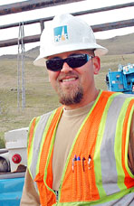 Jason Fannan, Apprentice Lineman, Pacific Gas & Electric