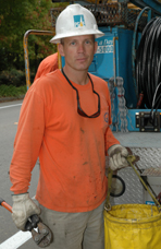 Jeff Greer, Apprentice Lineman, Pacific Gas & Electric