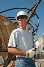 Jeff Kelly, Line Working Foreman, Sierra Pacific Power