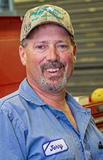 Jerry Espinoza, Machinist, NV Energy