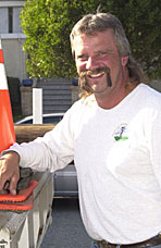 Jim Harkness, Foreman, PAR Electric
