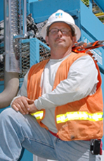 Jim Loewen, Working Foreman B, Pacific Gas & Electric