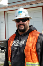 Joe Stringfellow, Fieldperson, Pacific Gas & Electric