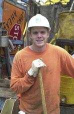 Joel Robison, Fieldman, Pacific Gas & Electric