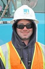 John Marshall, Lineman, Pacific Gas & Electric