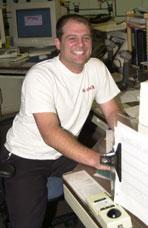 Joshua Alpine, System Operator Hydro, Pacific Gas & Electric