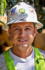 Juan Cervantes, Foreman, Trees Inc.