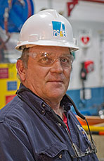 Ken Long, Traveling Electrician, Pacific Gas & Electric