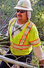 Leo Mendoza, CLA, Davey Tree