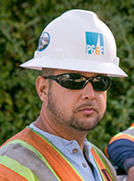 Leo Velasquez, Flagger, Pacific Gas & Electric