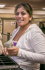 Marisa Cousins, Treasury Clerk, City of Lompoc
