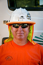 Marty Kumle, Foreman, NV Energy