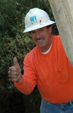 Michael Frasu, Fieldman, Pacific Gas & Electric