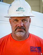 Michael Kennedy, Fitter/Apprentice, NV Energy