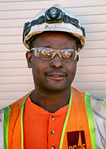 Michael Spearman, Gas Crew Foreman, Pacific Gas & Electric