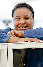 Michele Pollard, Operating Clerk, Pacific Gas & Electric