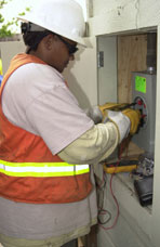 Michelle Mitchell, App. Lineman, Pacific Gas & Electric