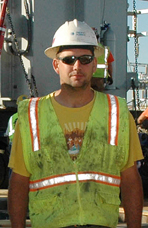Mike Moeller, Lineman, Rosenden Electric