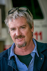 Pat Whitman, Heavy Equipment Mechanic, City of Lompoc
