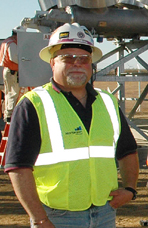 Pat Smith, Foreman, Wilson Construction