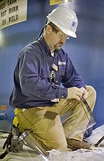 Paul Stewart, Traveling Mechanic Rigger, Pacific Gas & Electric