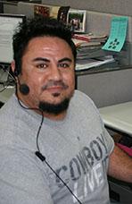 Raul Fernandez, Service Representative, Pacific Gas & Electric
