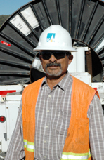 Ray Acosta, Labor Foreman C, Pacific Gas & Electric