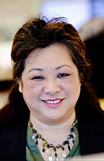 Regina Kwan, Operating Clerk, Pacific Gas & Electric