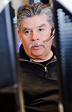 Ruben Villa, Senior Operating Clerk I-II, Pacific Gas & Electric
