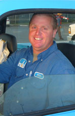 Rick Dixon, Gas Service Rep., Pacific Gas & Electric