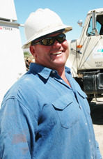 Rob Helton, Lineman, Sierra Pacific Power
