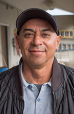 Rudy Zazueta, Senior Water Distribution Operator, City of Lompoc