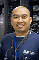 Sanit Ros, Telecom Tech, Pacific Gas & Electric