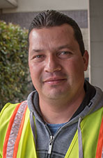 Saul Salazar, Water Meter Tech, City of Lompoc