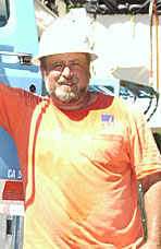 Steve Fowler, Lineman, Pacific Gas & Electric