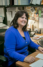 Sue Carrillo, Development Services Assistant, City of Lompoc