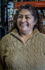 Theresa Ann Ramos Hernandez, Purchasing Assistant/Warehouse, City of Lompoc