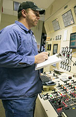 Tim Houghton, Control Room Operator, NV Energy