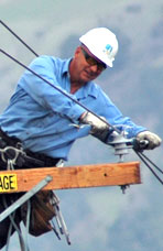 Todd Walker,Sub-foreman A, Pacific Gas & Electric