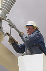 Tom Cornell, Electrician, Sierra Pacific Power