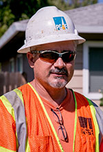 Tony Carvalho, Gas Mechanic, Pacific Gas & Electric
