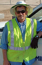 Tony Moore, Substation Electrician, Modesto Irrigation District