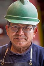 Ramon Cardenas, Materials handler, Delta Star