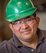 Roberto Gonzalez, Shipping/Receiving, Delta Star