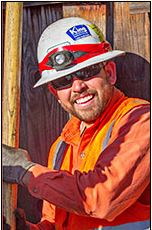 Jonathan Barragan, Apprentice Lineman, Henkels & McCoy