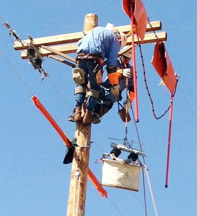 Smud Amp Mid Dominate 2014 Public Power Lineworkers Rodeo