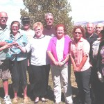 Nevada Retirees Host End-of-Summer Picnic