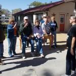 Yerlington IBEW Retirees Hold Yard Sale for Charity